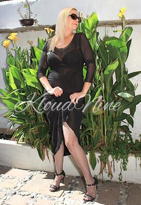 Cape Town escort Courtney Lovemore